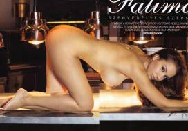 fatima tagelsir nude wont leave you hungry in playboy 6370 2