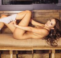 fatima tagelsir nude wont leave you hungry in playboy 6370 7