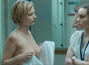 faye marsay topless for shower on glue 4503 13