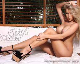 flori raiciu nude is a stunning blonde flower in playboy 0582 1