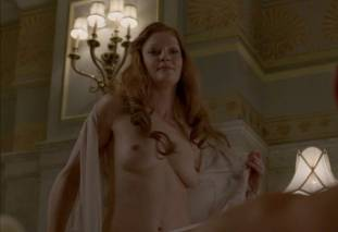gretchen mol topless to give a bath on boardwalk empire 0950 11