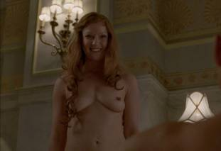 gretchen mol topless to give a bath on boardwalk empire 0950 15