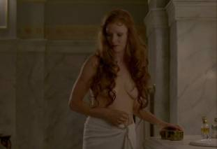 gretchen mol topless to give a bath on boardwalk empire 0950 23