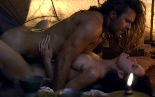 gwendoline taylor nude for finale sex on spartacus 0171 15
