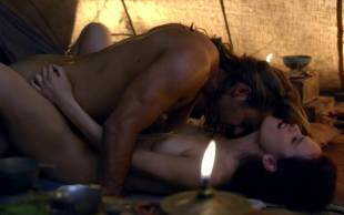 gwendoline taylor nude for finale sex on spartacus 0171 19