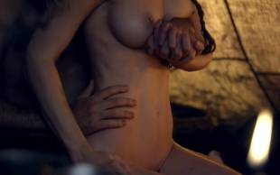 gwendoline taylor nude for finale sex on spartacus 0171 6