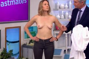 hannah almond topless for breast exam on lorraine 2263 14