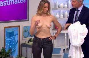 hannah almond topless for breast exam on lorraine 2263 17