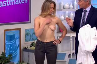 hannah almond topless for breast exam on lorraine 2263 18