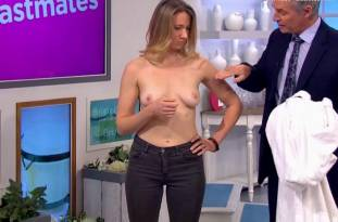 hannah almond topless for breast exam on lorraine 2263 29