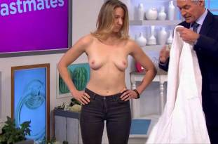 hannah almond topless for breast exam on lorraine 2263 30