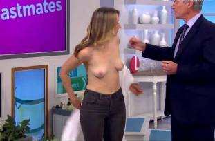 hannah almond topless for breast exam on lorraine 2263 5