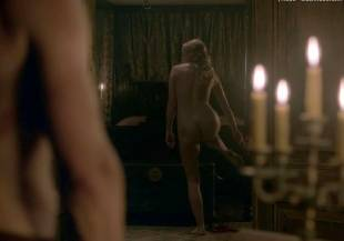 hannah new nude in black sails under candlelight 6029 10