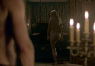 hannah new nude in black sails under candlelight 6029 11