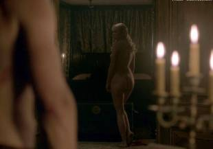 hannah new nude in black sails under candlelight 6029 12