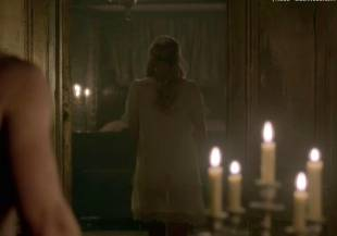 hannah new nude in black sails under candlelight 6029 2