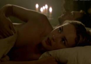hannah new nude in black sails under candlelight 6029 21