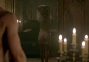 hannah new nude in black sails under candlelight 6029 4