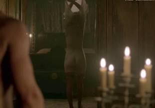 hannah new nude in black sails under candlelight 6029 5