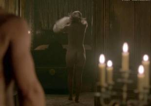 hannah new nude in black sails under candlelight 6029 6