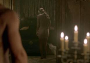 hannah new nude in black sails under candlelight 6029 8