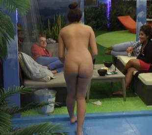 harry amelia nude full frontal shower on big brother 7468 10