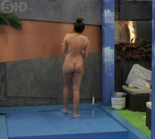 harry amelia nude full frontal shower on big brother 7468 12