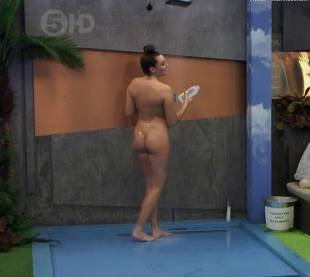 harry amelia nude full frontal shower on big brother 7468 16