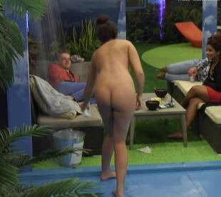 harry amelia nude full frontal shower on big brother 7468 9