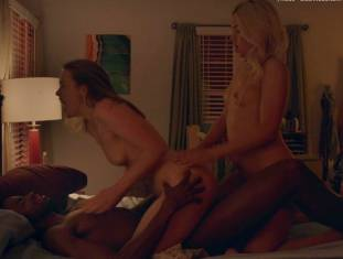hayley kiyoko nude with tru collins in insecure threesome scene 5816 13