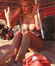 helen flanagan topless breasts revealed in malfunction 1388 5