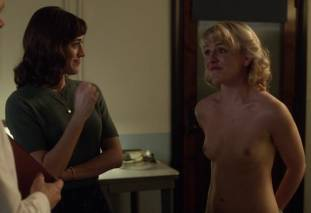 helene yorke nude and excited on masters of sex 8460 2