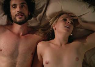 helene yorke topless after sex in graves 8698 11
