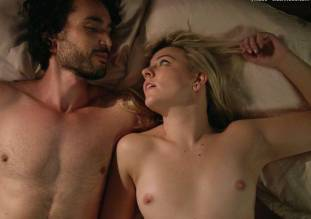 helene yorke topless after sex in graves 8698 23