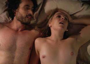 helene yorke topless after sex in graves 8698 9