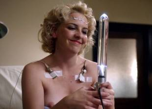 helene yorke topless with glass dildo on masters of sex 0748 11