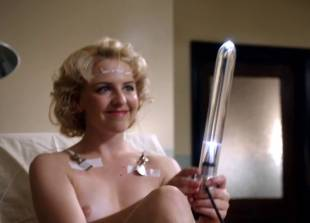 helene yorke topless with glass dildo on masters of sex 0748 12