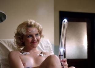 helene yorke topless with glass dildo on masters of sex 0748 13