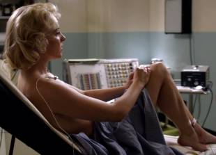 helene yorke topless with glass dildo on masters of sex 0748 4