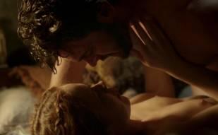 hera hilmar nude in da vinci demons sex scene 2914 10