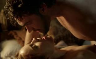 hera hilmar nude in da vinci demons sex scene 2914 12
