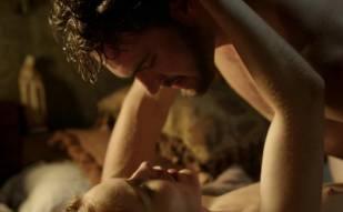 hera hilmar nude in da vinci demons sex scene 2914 13
