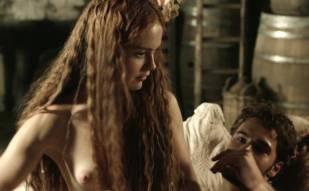 hera hilmar nude in da vinci demons sex scene 2914 14