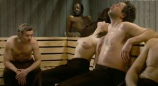 india hair topless sauna scene in divin enfant 4977 11