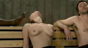 india hair topless sauna scene in divin enfant 4977 12