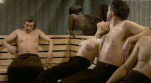 india hair topless sauna scene in divin enfant 4977 13
