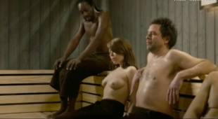 india hair topless sauna scene in divin enfant 4977 14