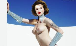 ireland baldwin topless in treats 8599 10