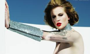 ireland baldwin topless in treats 8599 12