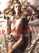 isabelle sauer topless as precious girl in elle greece 9936 2